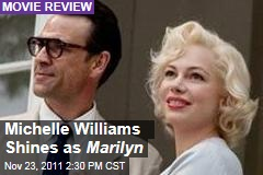 My Week With Marilyn Reviews: Most Critics Say Michelle Williams Makes It Work