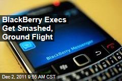 BlackBerry Execs Get Drunk, Cause Chaos on Air Canada Flight