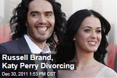 Russell Brand Files for Divorce From Katy Perry: TMZ