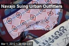 Navajo Suing Urban Outfitters