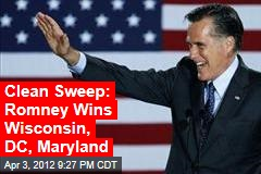 Romney Wins Maryland