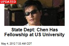 China: Chen Can Apply to Study Abroad