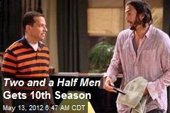 Two and a Half Men Gets 10th Season