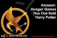 Amazon: Hunger Games Has Out-Sold Harry Potter