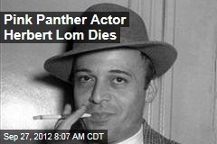 Pink Panther Actor Herbert Lom Dies