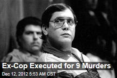 Ex-Cop Executed for 9 Murders