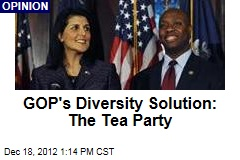 GOP's Diversity Solution: The Tea Party