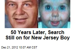 50 Years Later, Search Still on for New Jersey Boy