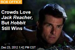 Jack Reacher Polls Well, Can't Beat The Hobbit