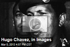 Hugo Chavez, in Images