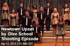 Newtown Upset by Glee School Shooting Episode