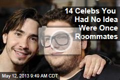 14 Celebs You Had No Idea Were Once Roommates