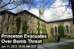 Princeton Evacuates Over Bomb Threat