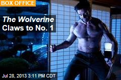 The Wolverine Claws to No. 1