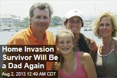 Home Invasion Survivor Will Be a Dad Again