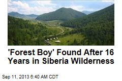 'Forest Boy' Found After 16 Years in Siberia Wilderness