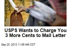 Post Office Wants to Jack Stamp Prices