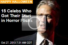 15 Celebs Who Got Their Start in Horror Flicks