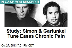 Study: Simon & Garfunkel Tune Eases Chronic Pain