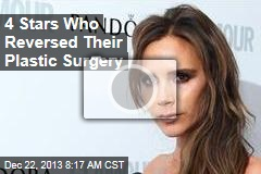 4 Stars Who Reversed Their Plastic Surgery