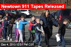 Newtown 911 Tapes Released