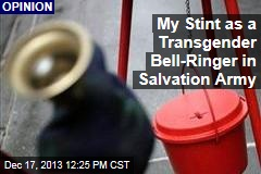 My Stint as a Transgender Bell-Ringer in Salvation Army