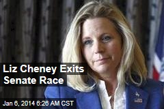Liz Cheney Exits Senate Race