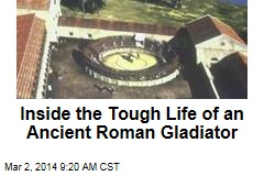 What Life Was Like Inside Ancient Gladiator School