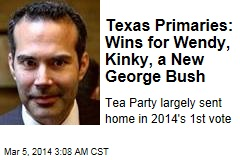 Tea Party Turned Down in Texas Primaries
