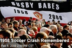 1958 Soccer Crash Remembered