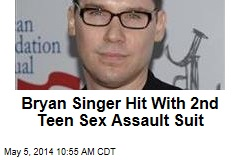 Bryan Singer Hit With 2nd Teen Sex Assault Suit