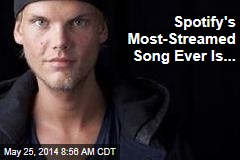 Spotify's Most-Streamed Song Ever Is...