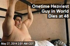 Man Who Was Once World's Heaviest Dies at 48