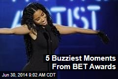 5 Buzziest Moments From BET Awards