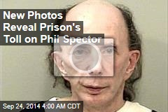 New Photos Reveal Prison's Toll on Phil Spector