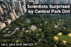 Central Park Dirt: A Melting Pot Teeming With Diversity