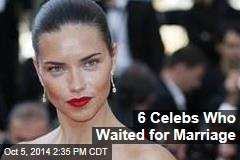 6 Celebs Who Waited for Marriage