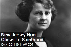 New Jersey Nun Closer to Sainthood