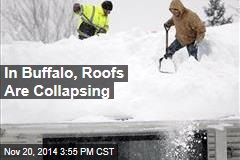 In Buffalo, Roofs Are Collapsing