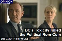 DC's Toxicity Killed the Political Rom-Com