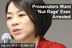 Prosecutors Look to Arrest Korean Air 'Nut Rage' Exec
