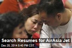 Search Resumes for AirAsia Jet