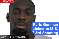 In Video, Paris Gunman Pledges Allegiance to ISIS