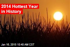 2014 Hottest Year in History
