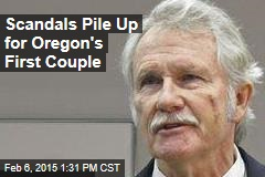 Scandals Pile Up for Oregon's First Couple