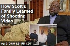 How Scott's Family Learned of Shooting Video
