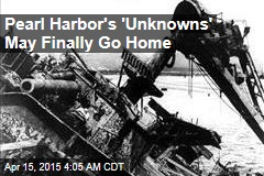 Unidentified Pearl Harbor Victims to Be Exhumed