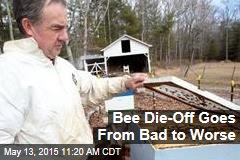 Bee Die-Off Goes From Bad to Worse