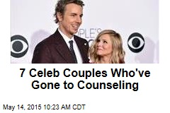 7 Celeb Couples Who've Gone to Counseling
