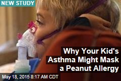 Why Your Kid's Asthma Might Mask a Peanut Allergy